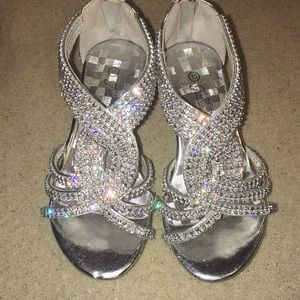 Other - Toddler girl dress up shoes
